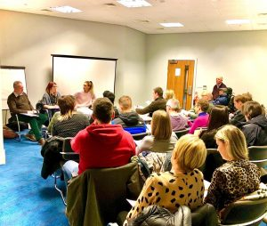 Birmingham Leaseholder Action Group Meeting at the Holiday Inn