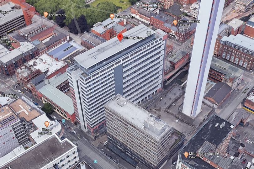 Residents in city's tallest tower block face massive bills over cladding