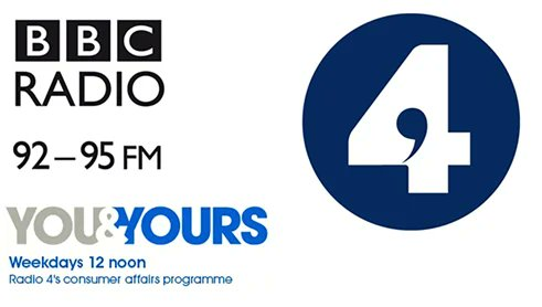 Islington Gates on Radio 4 You and Yours consumer affairs programme