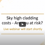 Sky High Cladding Issues & Risks Webinar - April 2020
